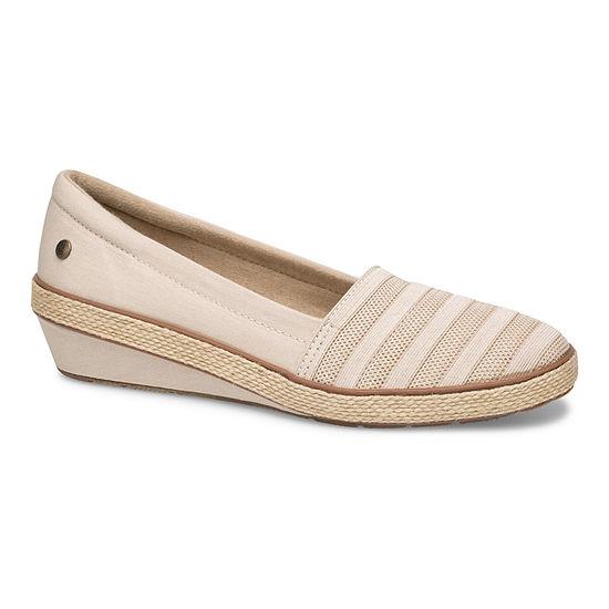 Grasshoppers Womens Blaise Slip-On Shoe Round Toe