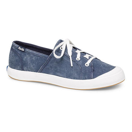 Keds Womens Sandy Washed Solids  Round Toe Slip-On Shoe