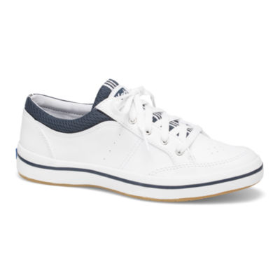 Keds Womens Rebel Leatherette Slip-On Shoe Round Toe