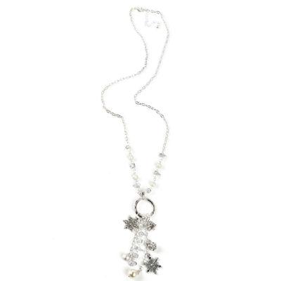 Mixit Womens Pendant Necklace Set