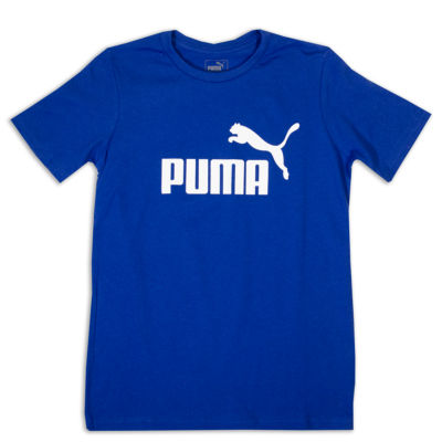 Puma Kids Graphic T-Shirt-Big Kid - Boys