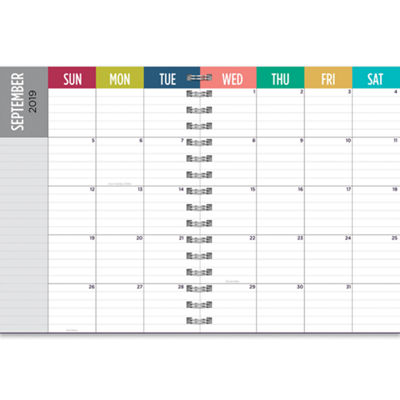 Tf Publishing 2019 Charcoal Medium Weekly Monthly Planner
