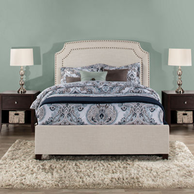 Bedroom Possibilities Seville Upholstered Storage Bed