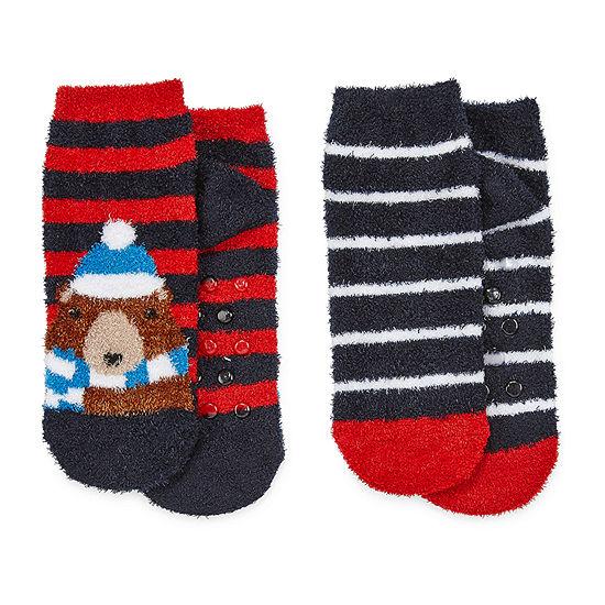 Arizona 2 Pair Low Cut Socks Boys Preschool / Big Kid