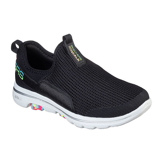 Skechers Go Walk 5 Parade Womens Walking Shoes