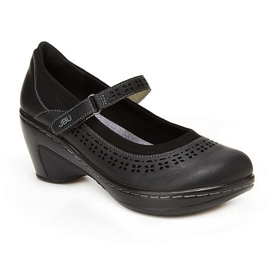J Sport By Jambu Womens Jbu Carlton Mj Mary Jane Shoes Round Toe