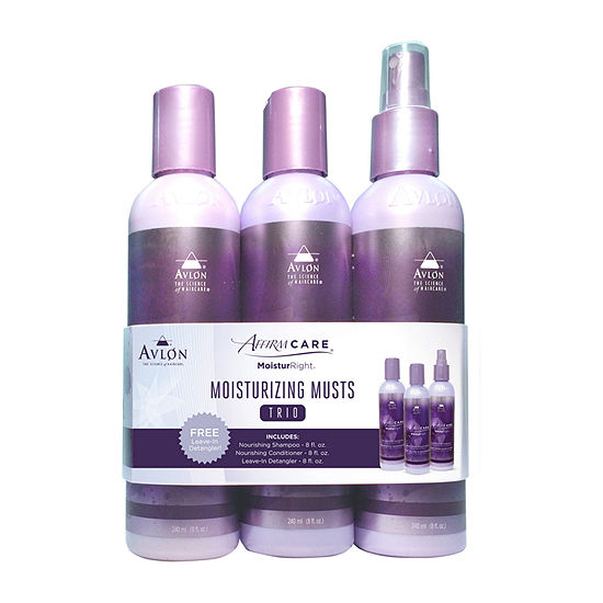 Affirm Ac Moisturizing Musts Trio 3-pc. Gift Set