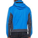 Victory Hooded Fleece Lined Rain Jacket