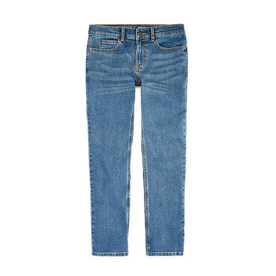 Arizona Advance Flex 360 Little & Big Boys Slim Slim Fit Jean