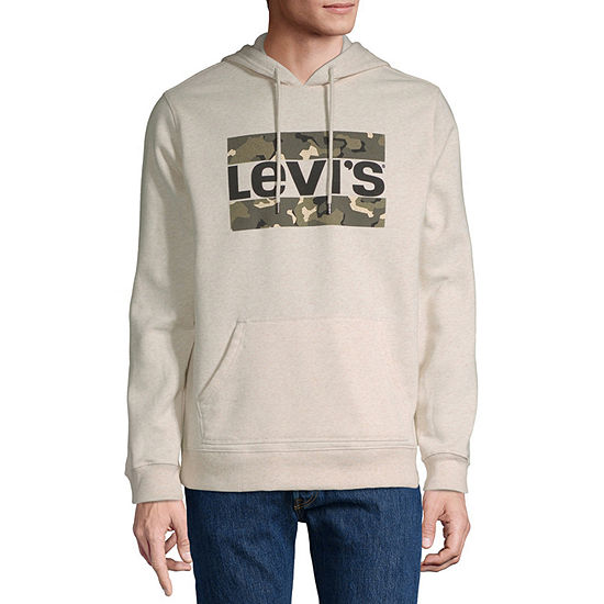 Levi's Mens Long Sleeve Hoodie -Big and Tall