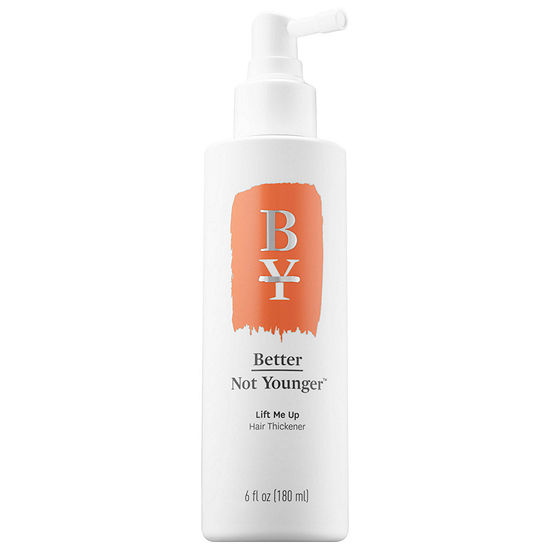 Better Not Younger Lift Me Up Hair Thickener