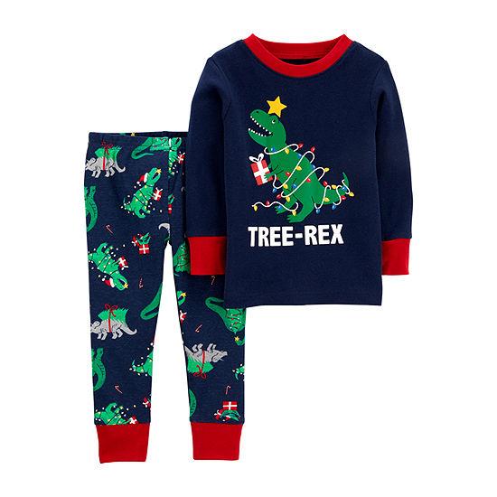 Carter's Boys 2 Piece Pajamas