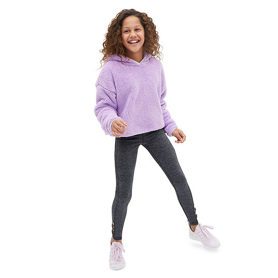 Xersion Minky Hoodie and Legging