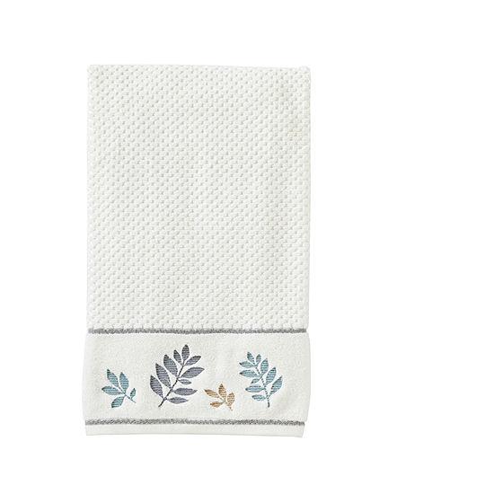 Saturday Knight Pencil Leaf Bath Towel