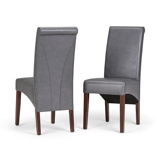 Simpli Home Avalon 2-pc. Side Chair