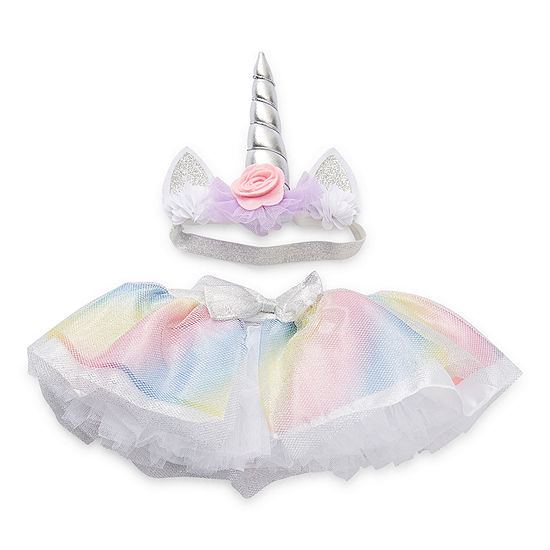 So Adorable Baby Girls 2-pc. Baby Tutu Gift Set