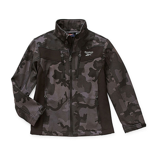 Reebok Toddler Boys Midweight Softshell Jacket