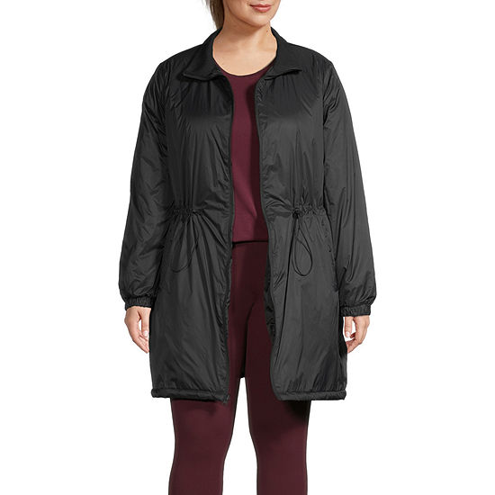 Stylus Lightweight Puffer Jacket-Plus