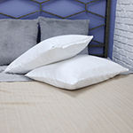BioPEDIC Fresh and Clean Pillow Protector 2-Pack with Antimicrobial Ultra-Fresh Treated Fabric