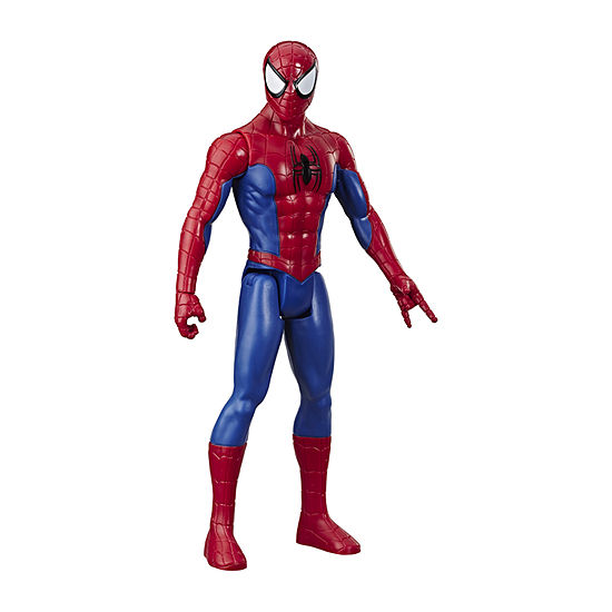 Avengers Endgame Titan Hero Series Spider-Man Action Figure
