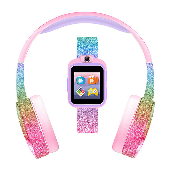 Itouch Playzoom Unisex Multicolor Smart Watch-A0080wh-51-F58