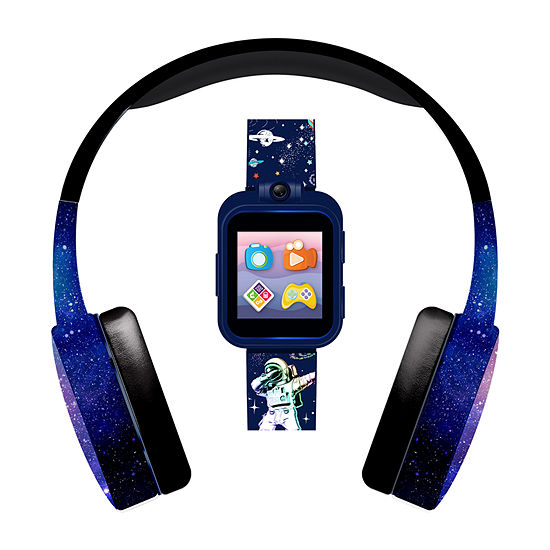 Itouch Playzoom Unisex Blue Smart Watch-900117wh-51-J01