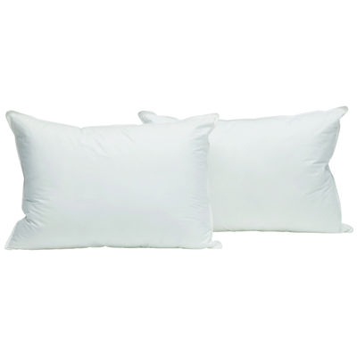 Basics First Nylon/Cotton Bed Pillow