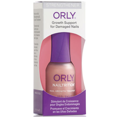 ORLY® Nailtrition Nail Strengthener - .6 oz.