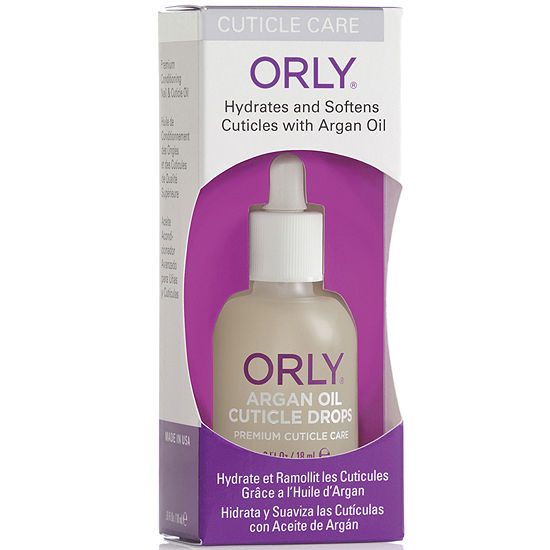 ORLY® Argan Oil Cuticle Drops - .6 oz.