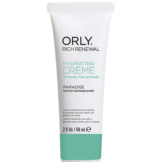ORLY® Rich Renewal Paradise Crème Moisturizer - 2 oz.