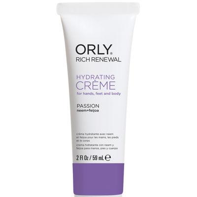 ORLY® Rich Renewal Passion Crème Moisturizer - 2 oz.