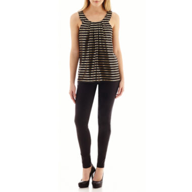 jcpenney.com | Alyx® Stripe Halter Blouse or Slim-Leg Pull-On Pants