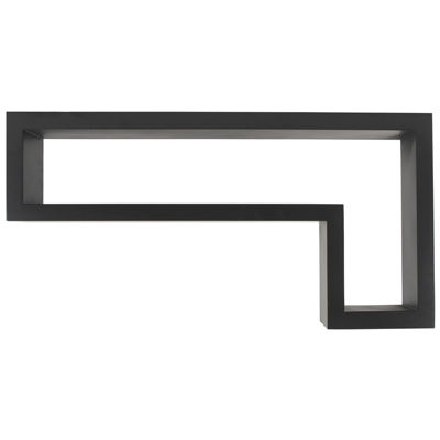 L-Shaped Wall Ledge