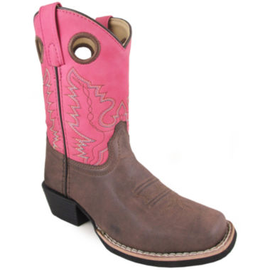 Smoky Mountian Girl's Memphis Cowboy Boot