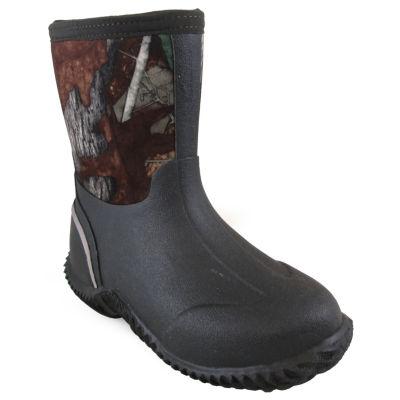 Smoky Mountain Unisex Kids Rain Boots Waterproof