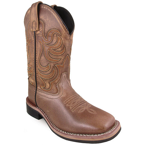 d2a17b5fa99 Smoky Mountain Unisex Kids Cowboy Boots