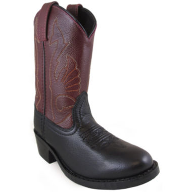 Smoky Mountain Kid's Cisco Leather Cowboy Boot