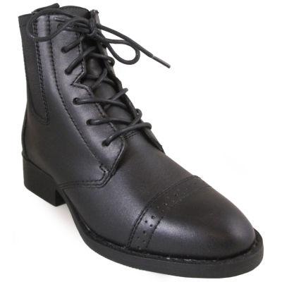 Smoky Mountain Kid's Paddock Leather Riding Boot