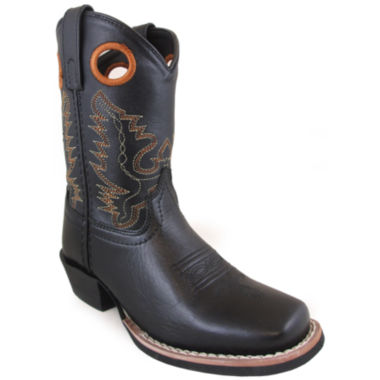 Smoky Mountain Kid's Mesa Leather Cowboy Boot