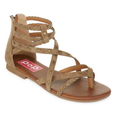 Pop Valli Womens Gladiator Sandals