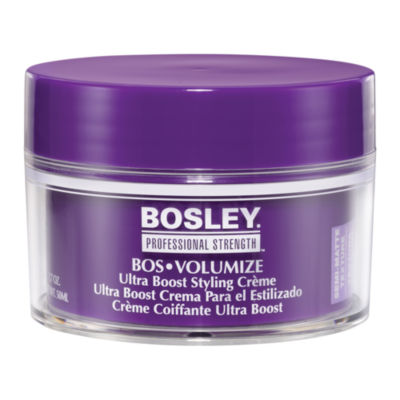 Bosley Volumizing Hair Cream-1.7 oz.