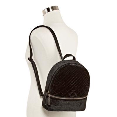 Latique Diamond Velvet Backpack
