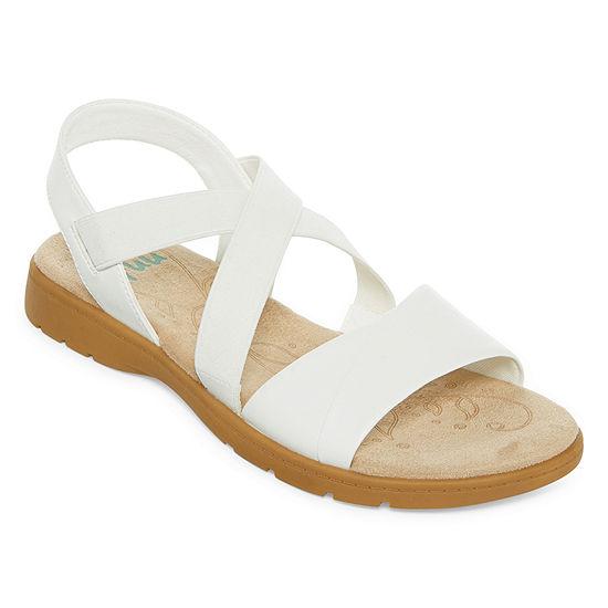 c4086a5202a0a Yuu Womens Hermina Strap Sandals - JCPenney