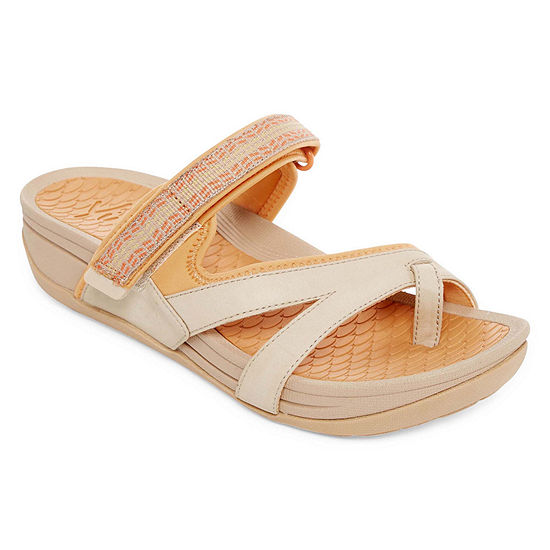 13392e3a28f Yuu Daley Womens Slide Sandals JCPenney