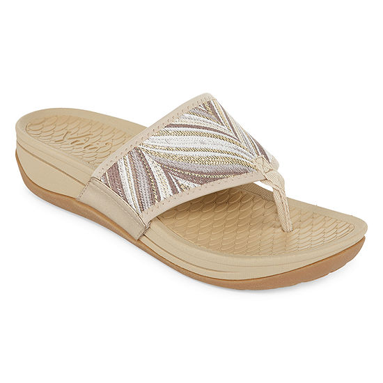 Yuu Womens Dorah Slide Sandals