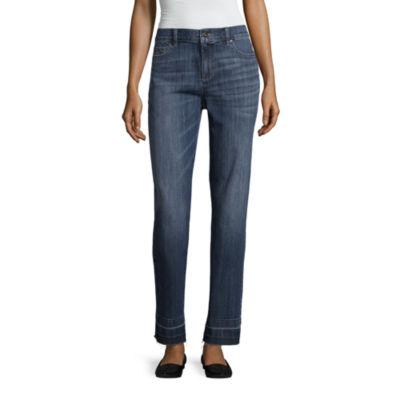 Liz Claiborne Boyfriend Pants - Tall Inseam 29
