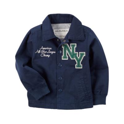 Carter's Boys Varsity Jacket-Toddler