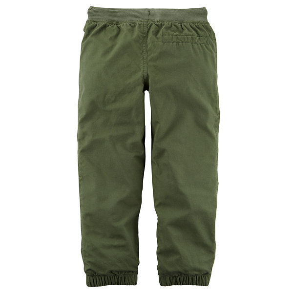 Carter's Woven Jogger Pants - Toddler Boys