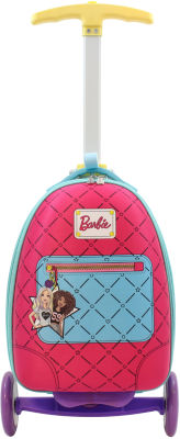 Barbie Luggage Scooter