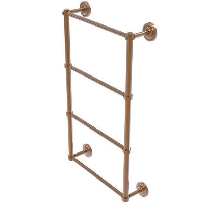 Allied Brass Prestige Regal Collection 4 Tier 30 Inch Ladder Towel Bar